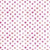 růžová abstraktní akvarel zázemí
