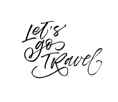 Let's go travel card.