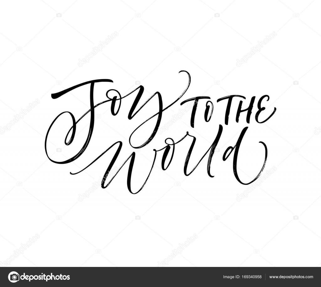 Freude an der Welt-Satz — Stockvektor © gevko93 #169340958