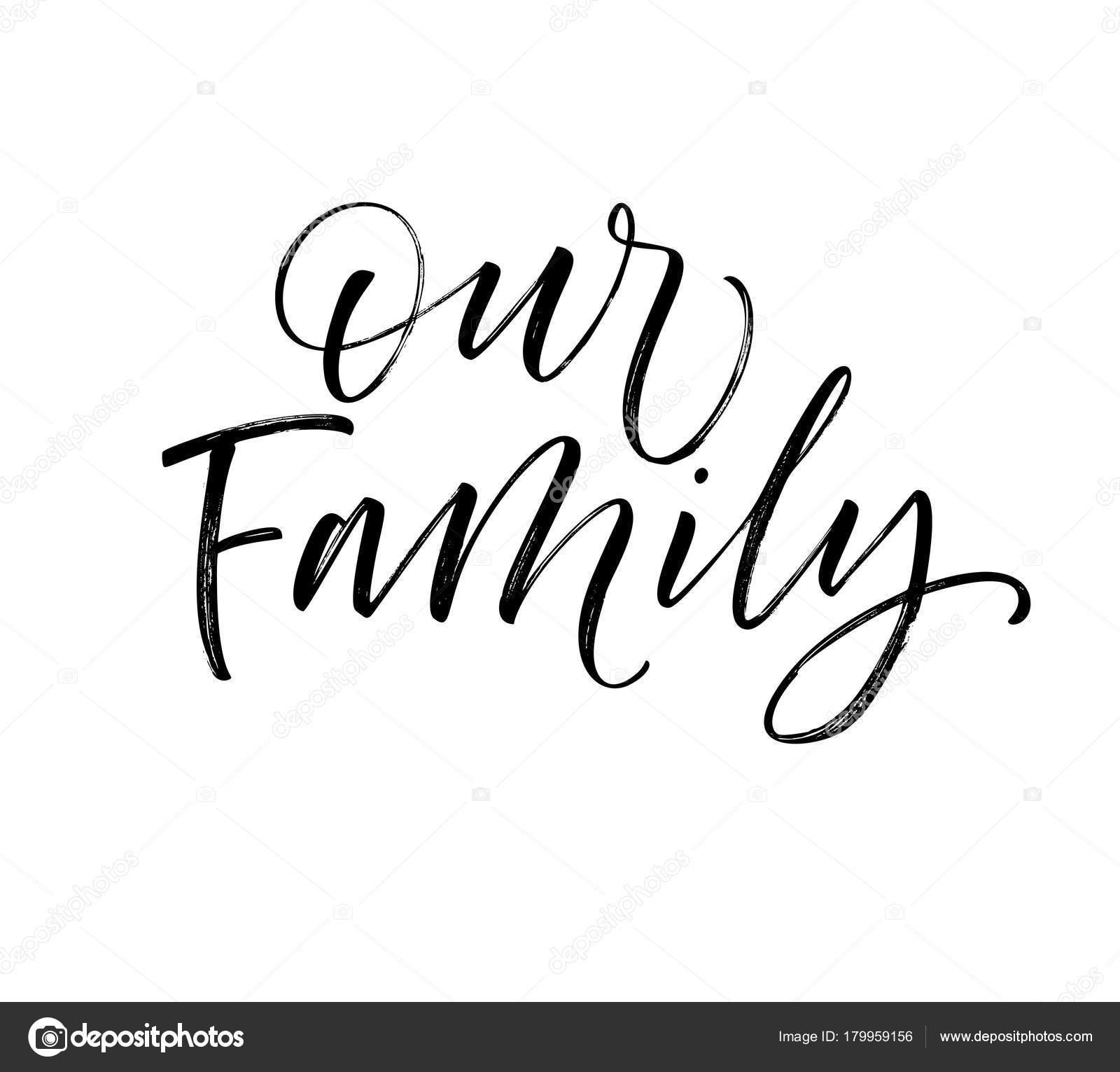 Foto Frases De Familia En Blanco Y Negro Nuestra Frase