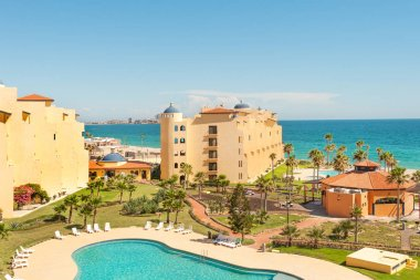 Puerto Penasco, popular holiday destination