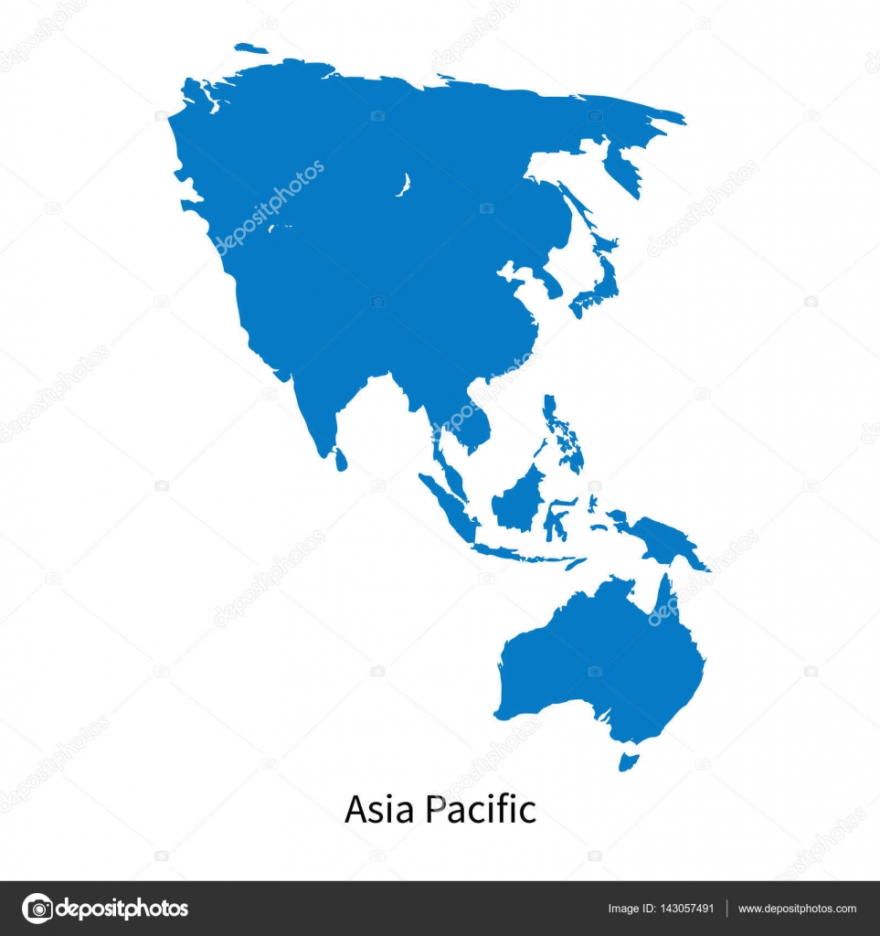 Asia pacific map vector clipart library detailed vector map of asia pacific region stock vector rh depositphotos com fancy asia pacific map vector asia pacific map vector free download gumiabroncs Images