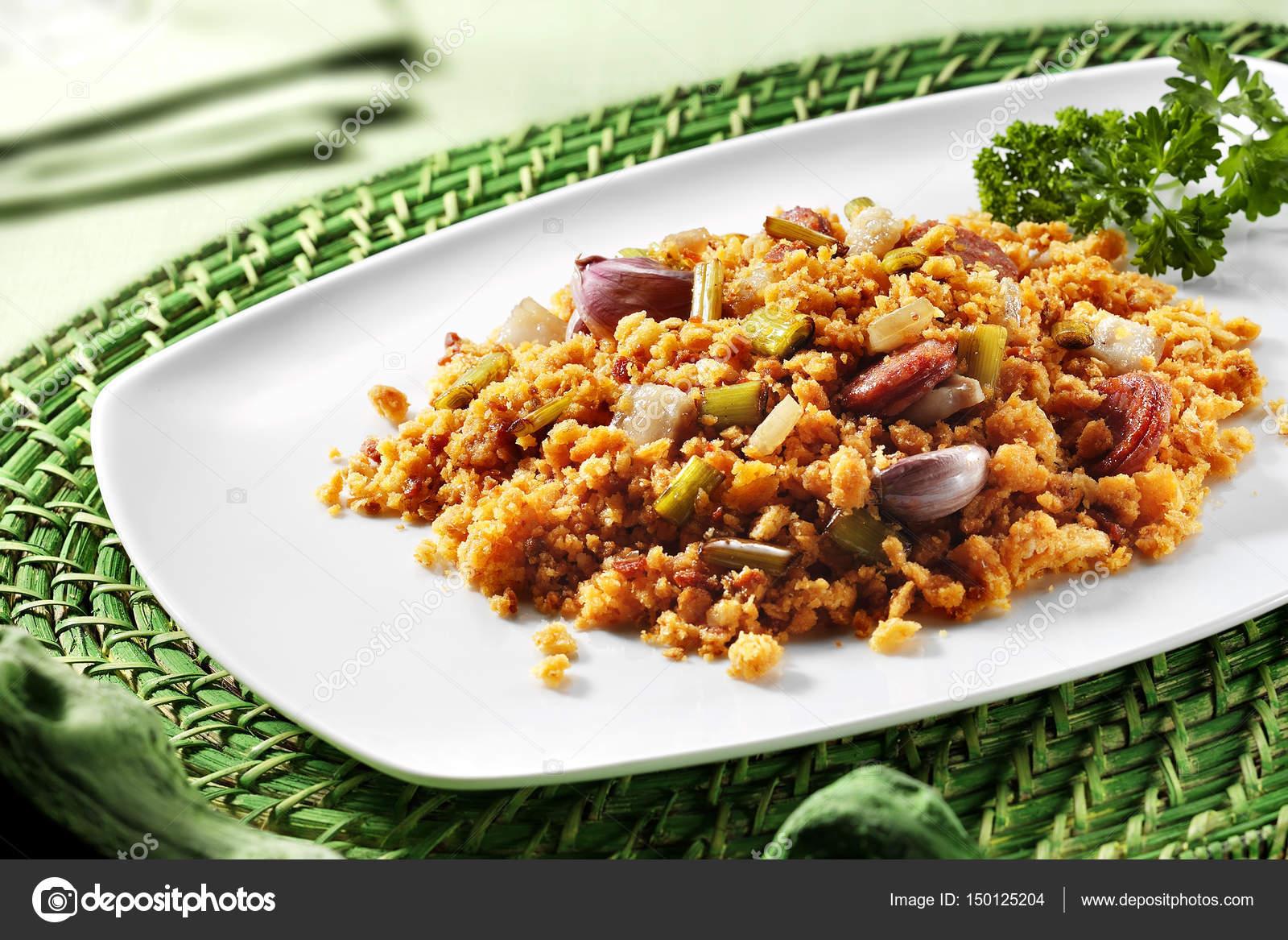 Paniermehl spanische Küche Rezept — Stockfoto © estudiosaavedra ...