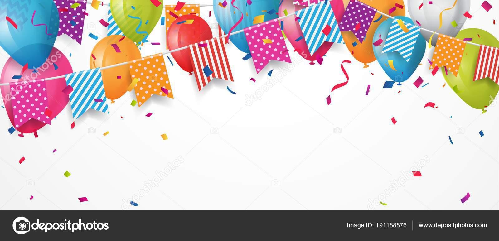Imagenes Coloridas De Fondo: Imágenes: Tarjeta De Cumpleaños