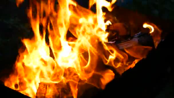 tűz ég a kandallóban