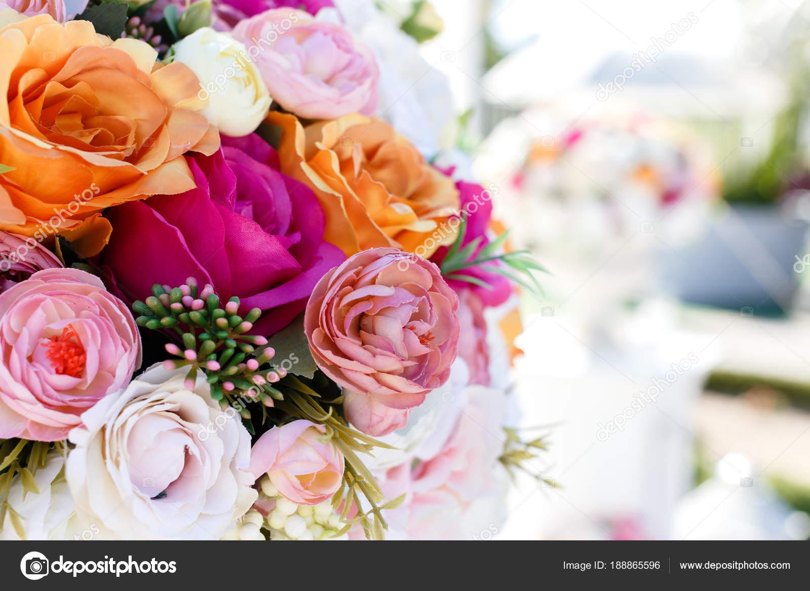 Свадебные букеты искусственные цветы 75