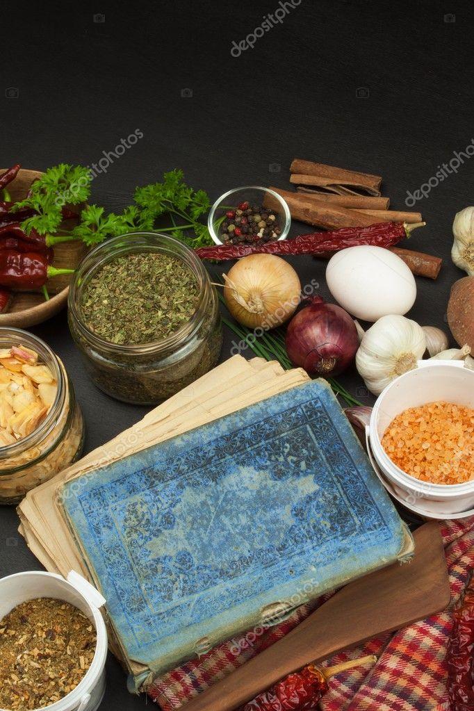 koken met ingrediënten in huis