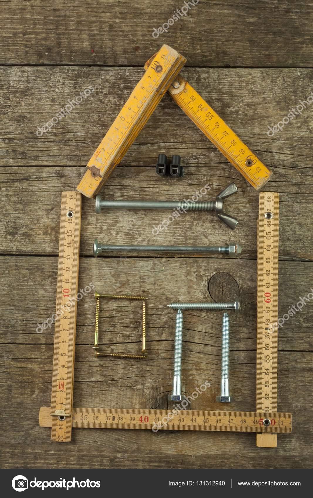 Planes para construir una casa fondo de madera r stica for Disenos para construir una casa
