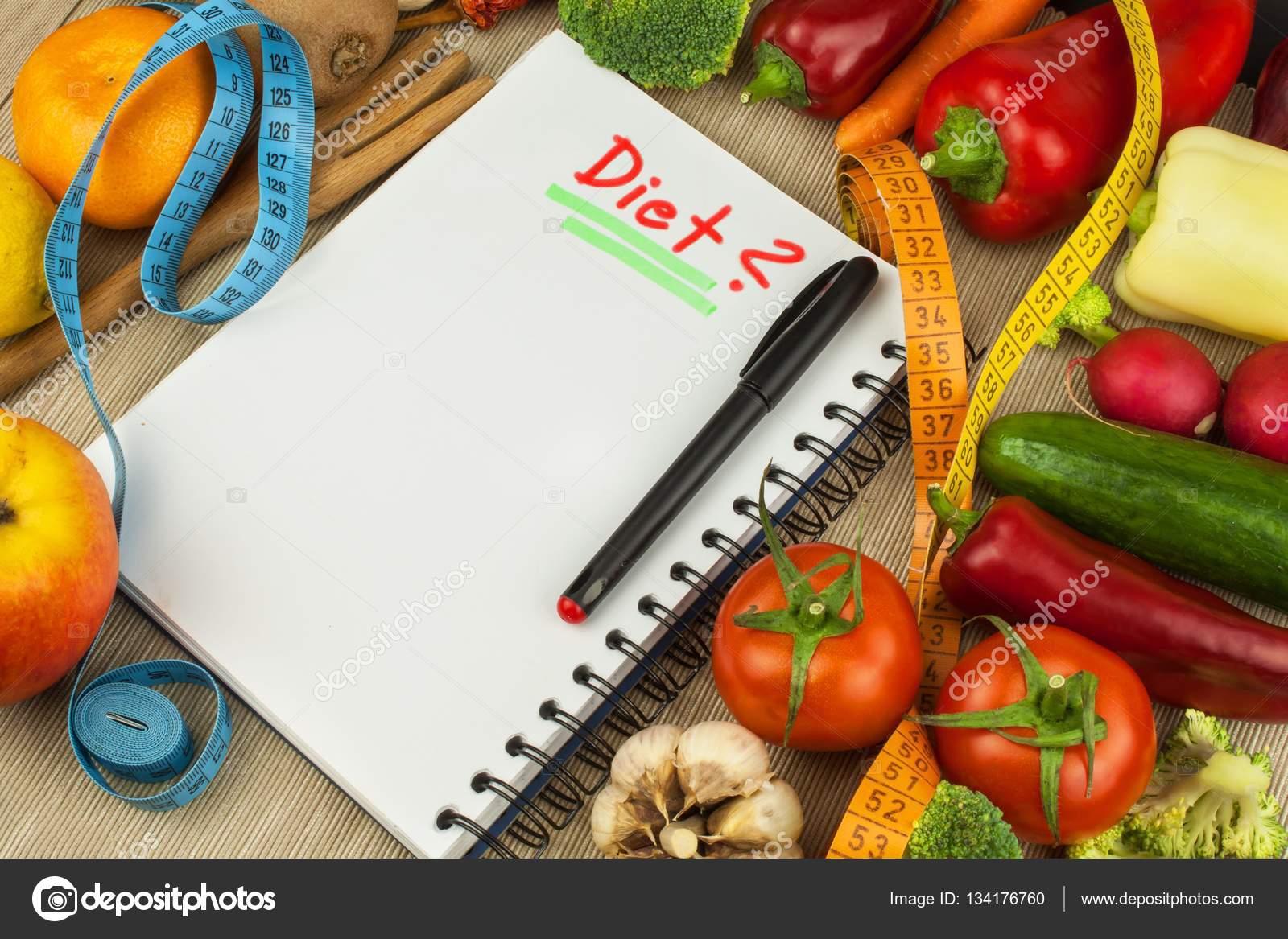 plan de dieta saludable diario