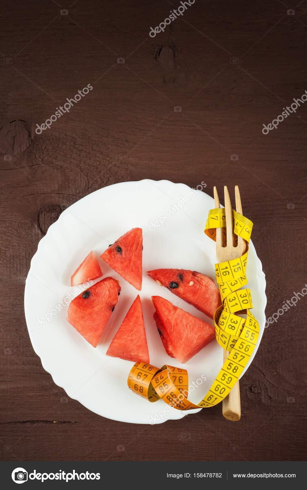 Dieta de la sandia estricta