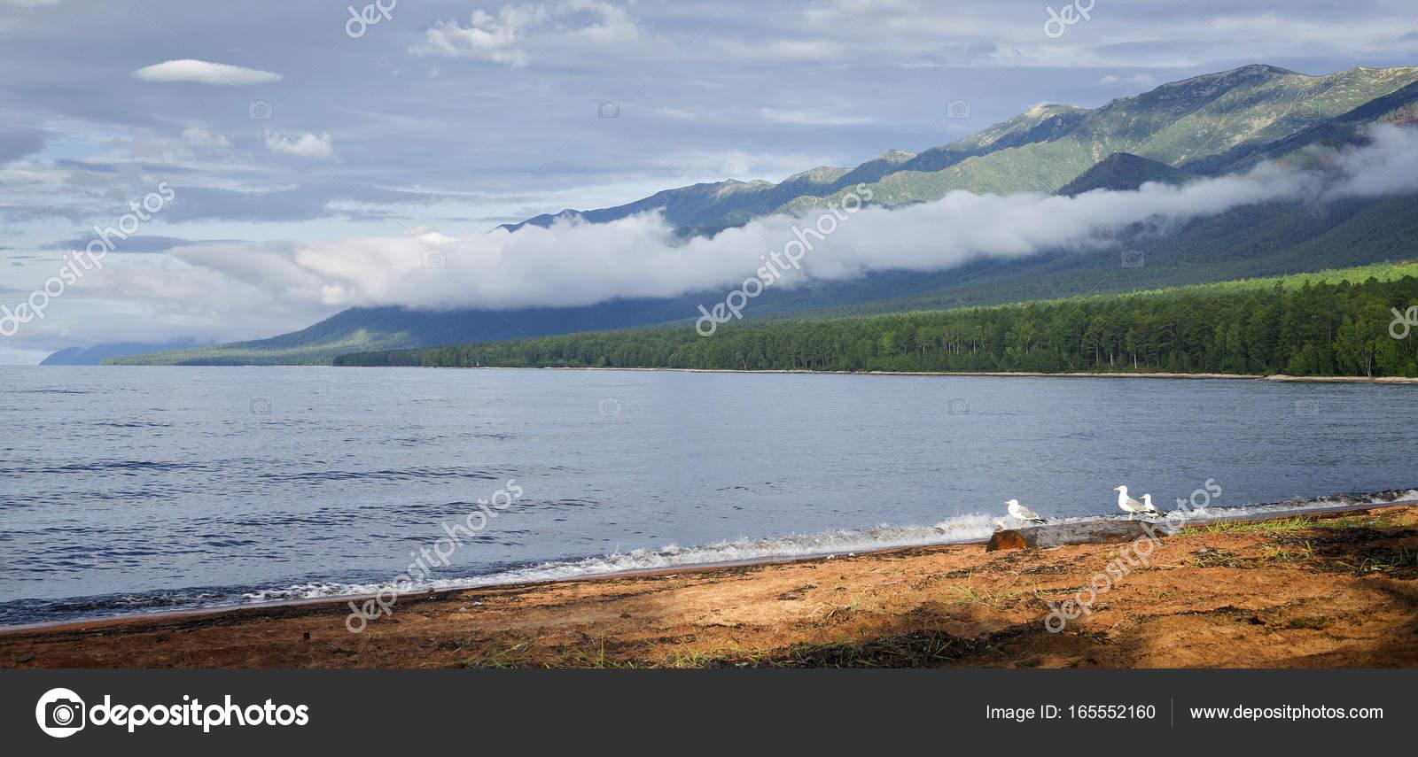 Chivyrkuisky Bay on Lake Baikal 57