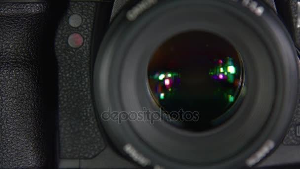 A kamera exponáló