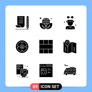 set of universal creative icons, simply vector Illustrations for web and mobile apps and projects
