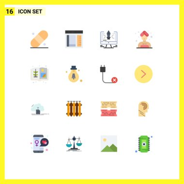 Stock Vector Icon Pack of 16 Line Signs and Symbols for book, sauna, pen, care, design Editable Pack of Creative Vector Design Elements icon