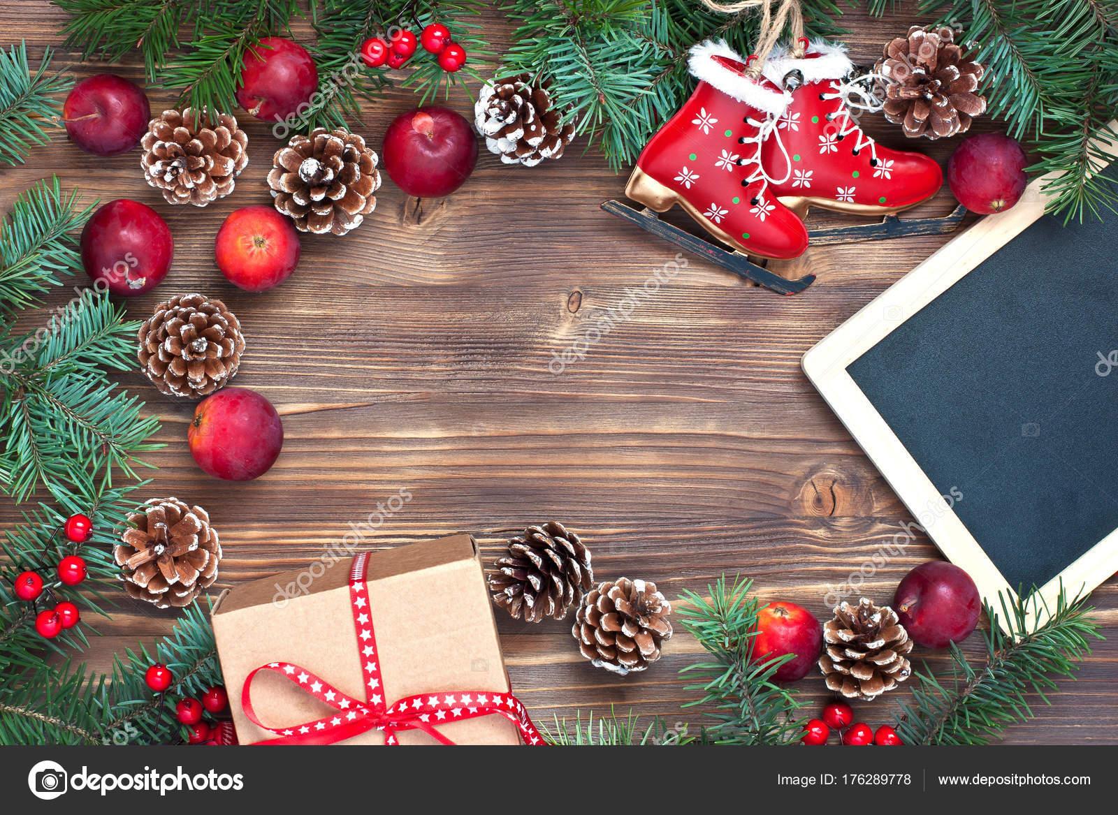 Immagini Natale Natura.Natale Natura Morta Con Simboli Luminosi Foto Stock