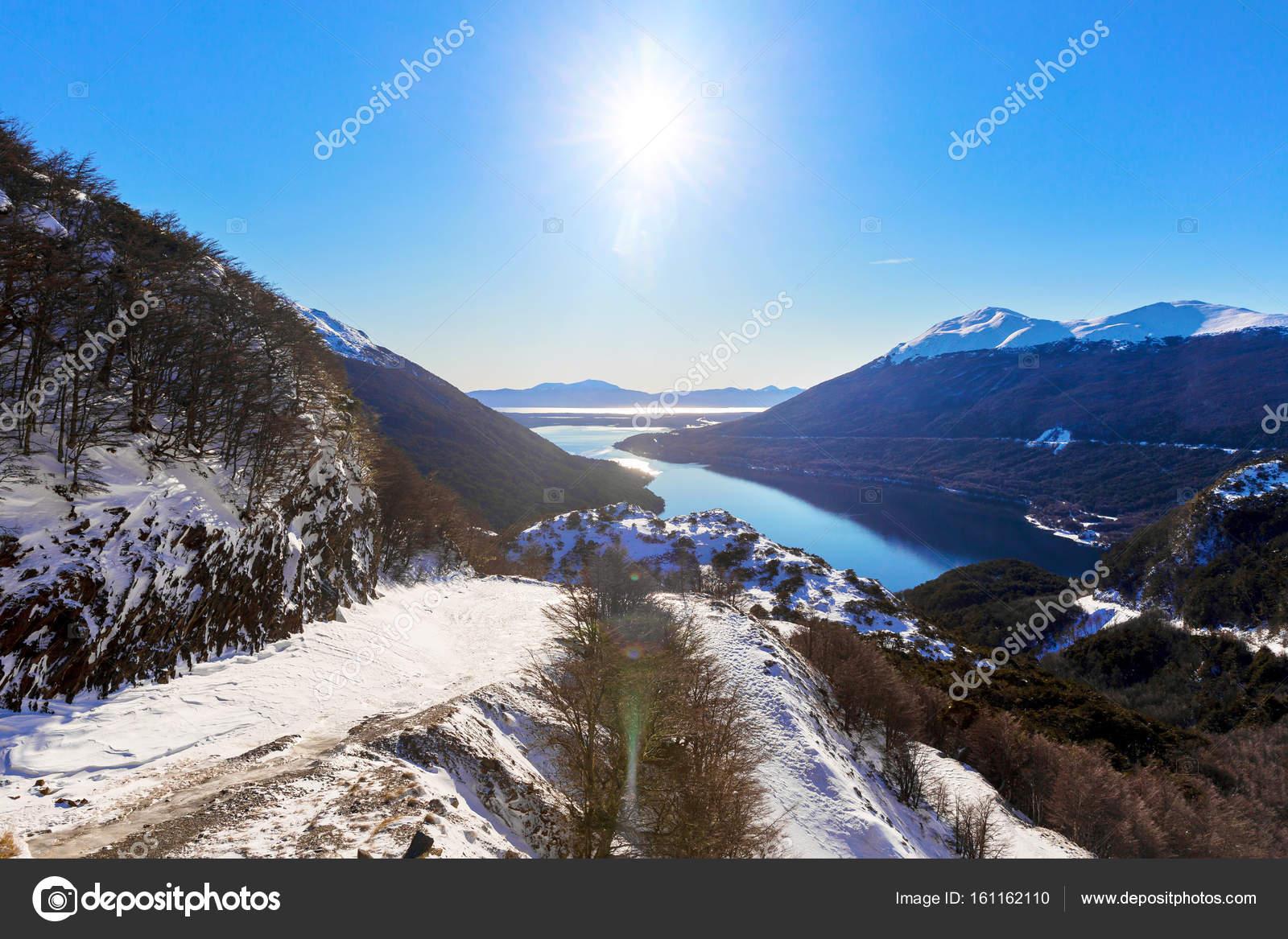 Invierno En Patagonia: Fotos: Invierno En Argentina