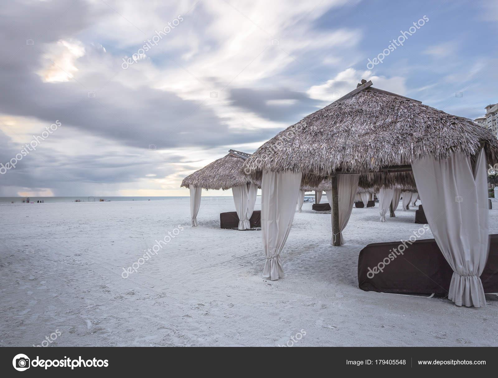 Long Extension Beaches Calmed Sea Marco Island Beach Gulf Mexico ...