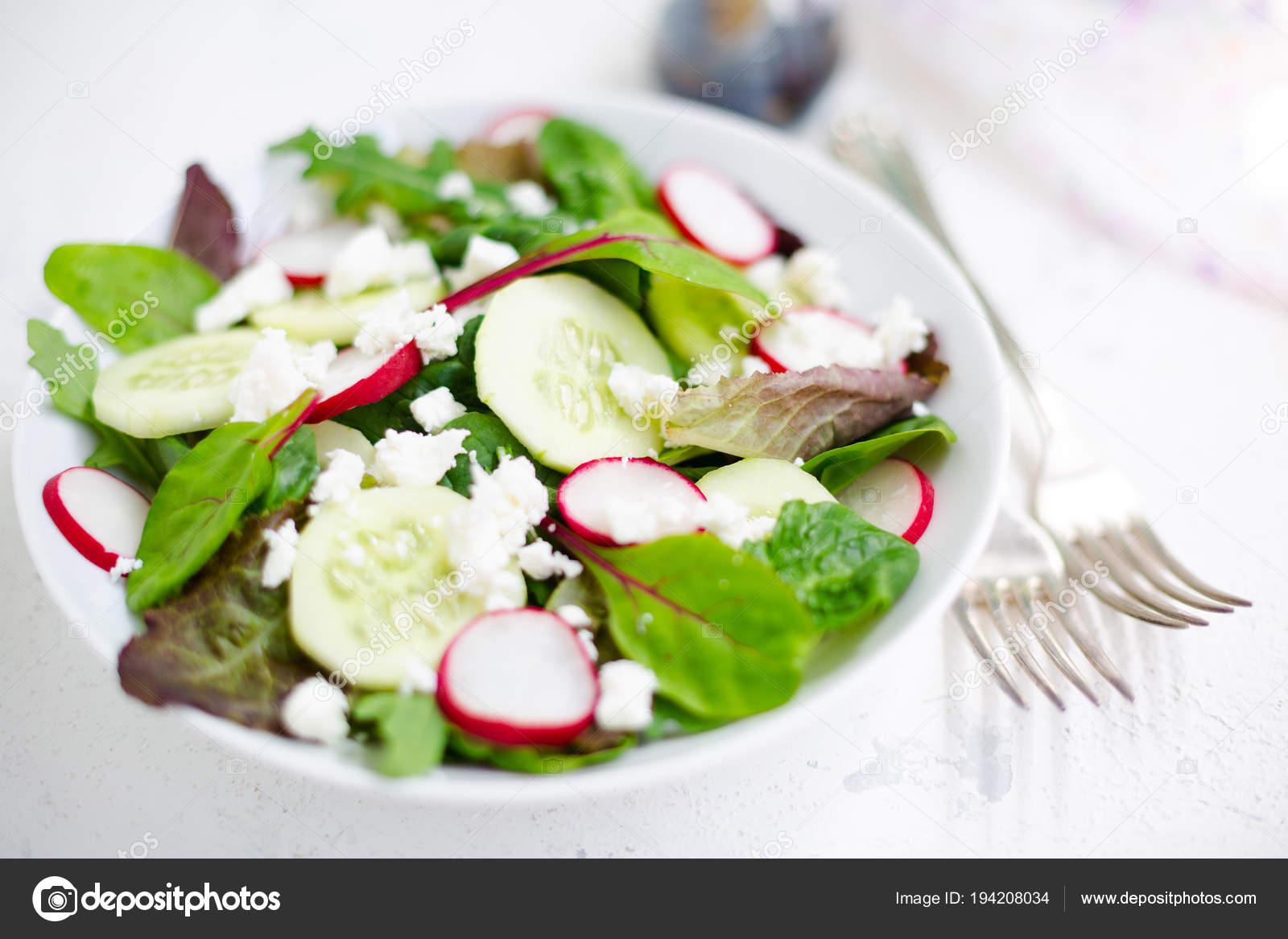 салат из огурца для ребенка