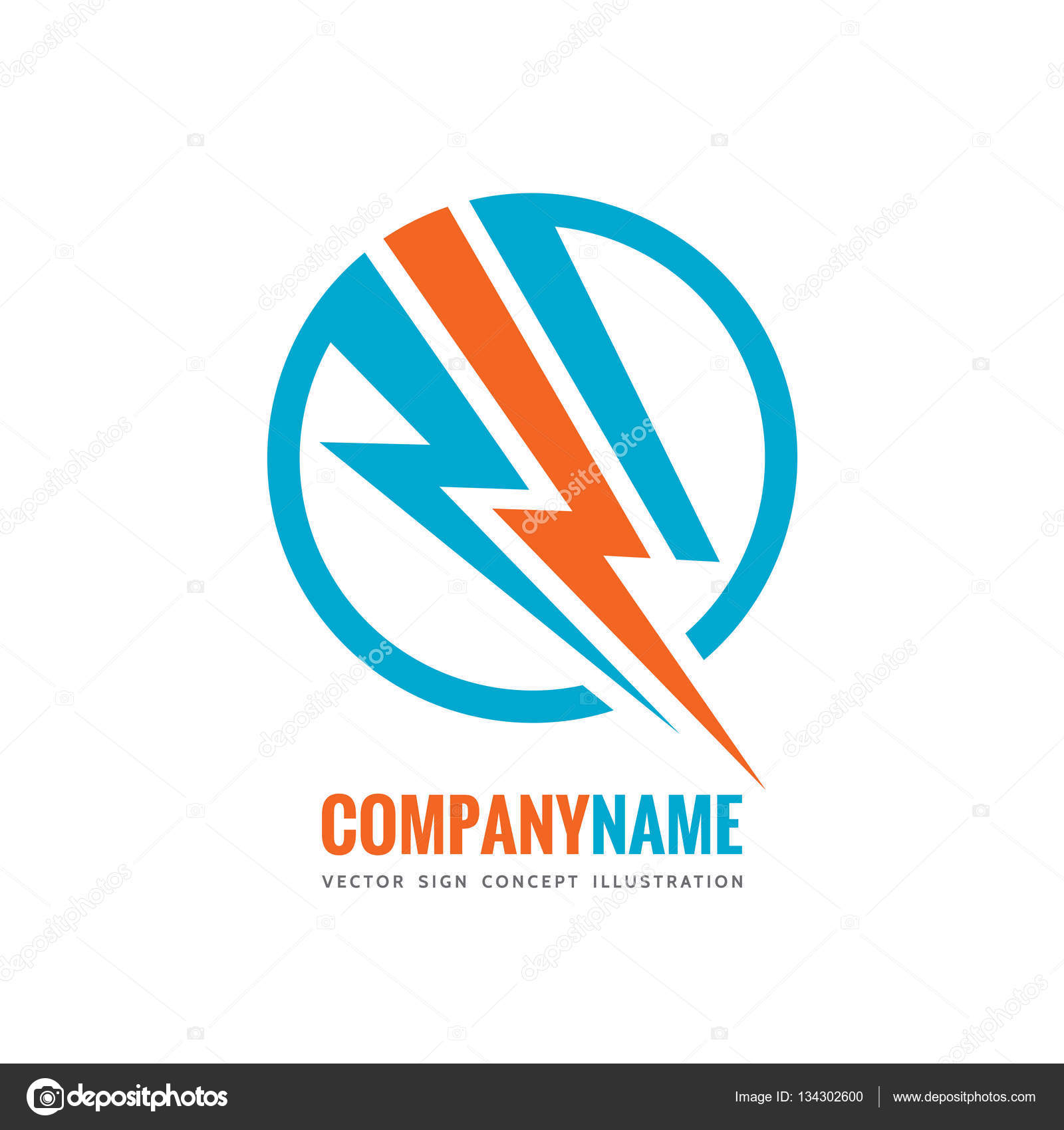 Electronic technology vector logo template concept illustration electronic technology vector logo template concept illustration lightning electricity power sign abstract business company symbol design element buycottarizona