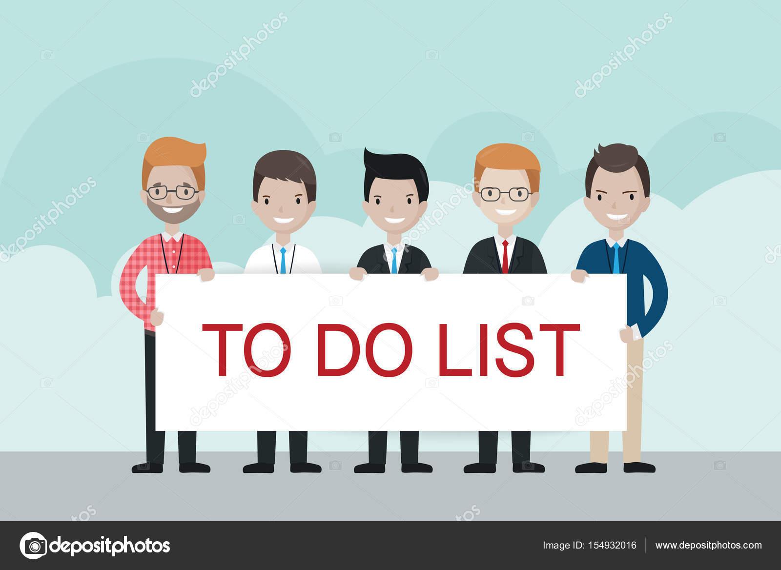 team to do list