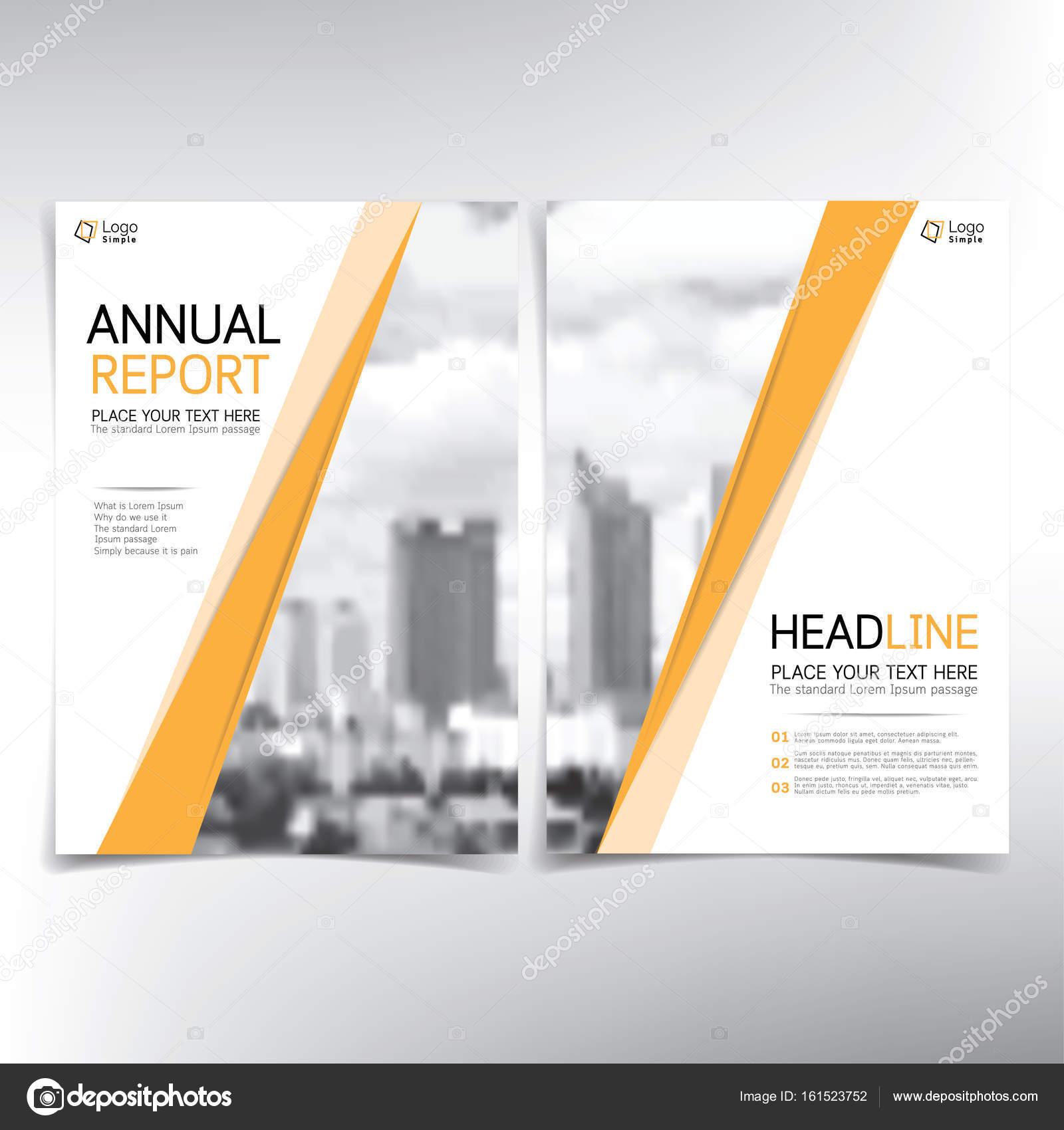 Moderne Business-Deckblatt, Vektor Vorlage, Immobilien concep ...