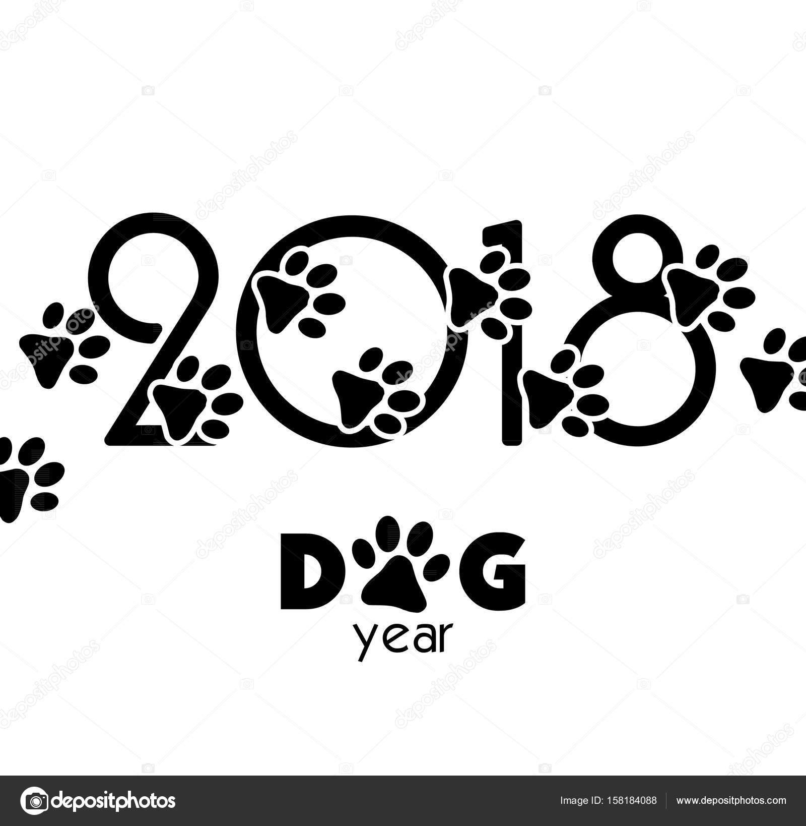 2018 новый год открытки