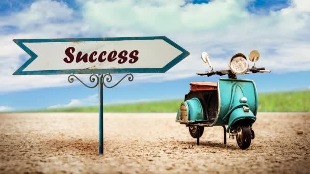 Ulice Podepište cestu k úspěchu