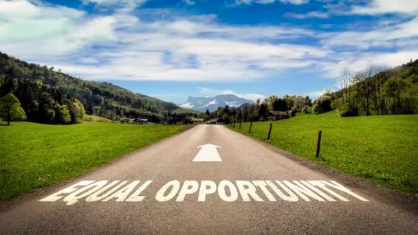 Ulice Podepište cestu k rovným příležitostem