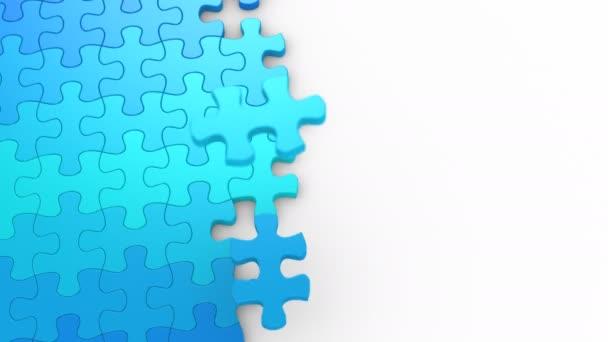 Animace, puzzle