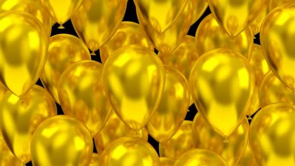 bubliny letí nahoru