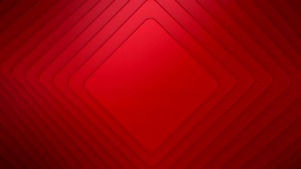 Background of Rhombuses. Background for text or logo, loop, 3d rendering, 4k resolution