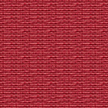 Fabric striped background. Red fiber texture polyester close-up. fine grain felt red fabric.
