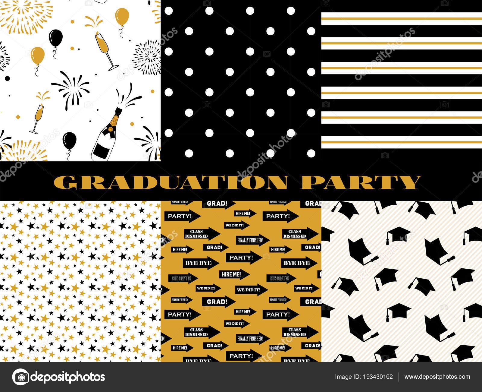 Fondo Invitacion Para Graduacion Colección Graduación