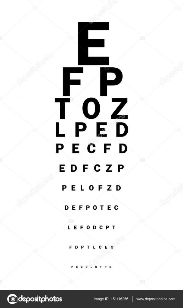 Rta eye test chart auto cars standard eye test chart gallery free any examples nvjuhfo Gallery