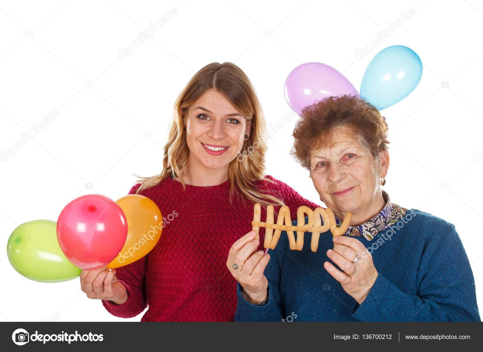 grattis på födelsedagen mormor Grattis på födelsedagen, Mormor — Stockfotografi © ocskaymark  grattis på födelsedagen mormor