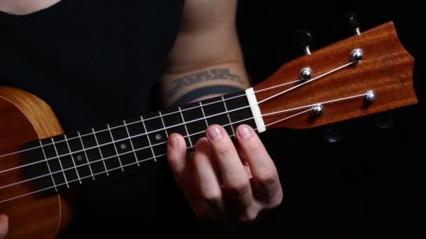 základní ukulele lekce