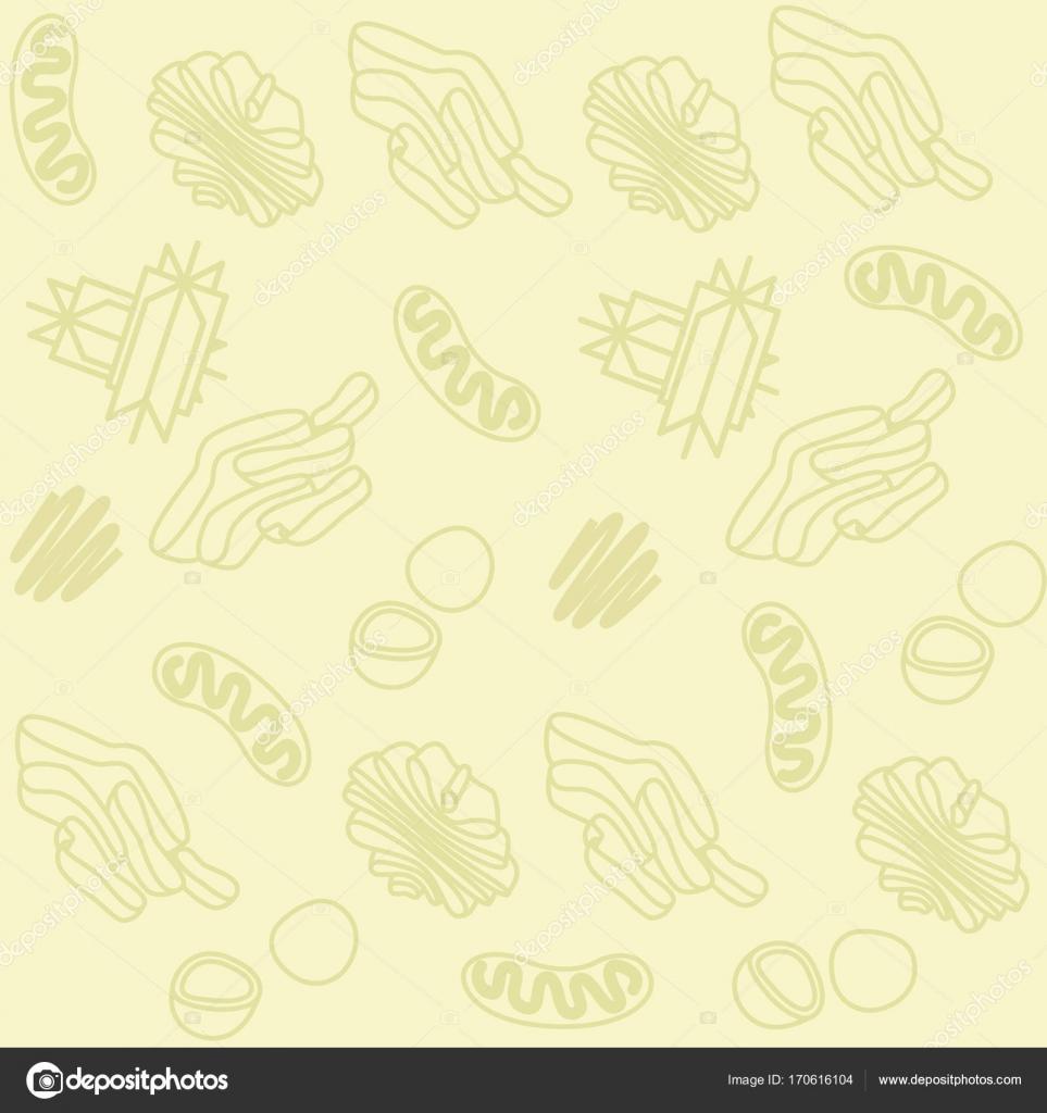 Biología de fondo de celda — Vector de stock © brostock01 #170616104