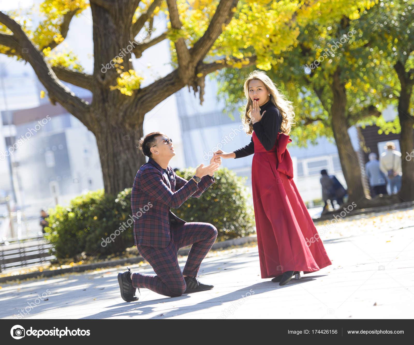Datierung und Heirat in Japan