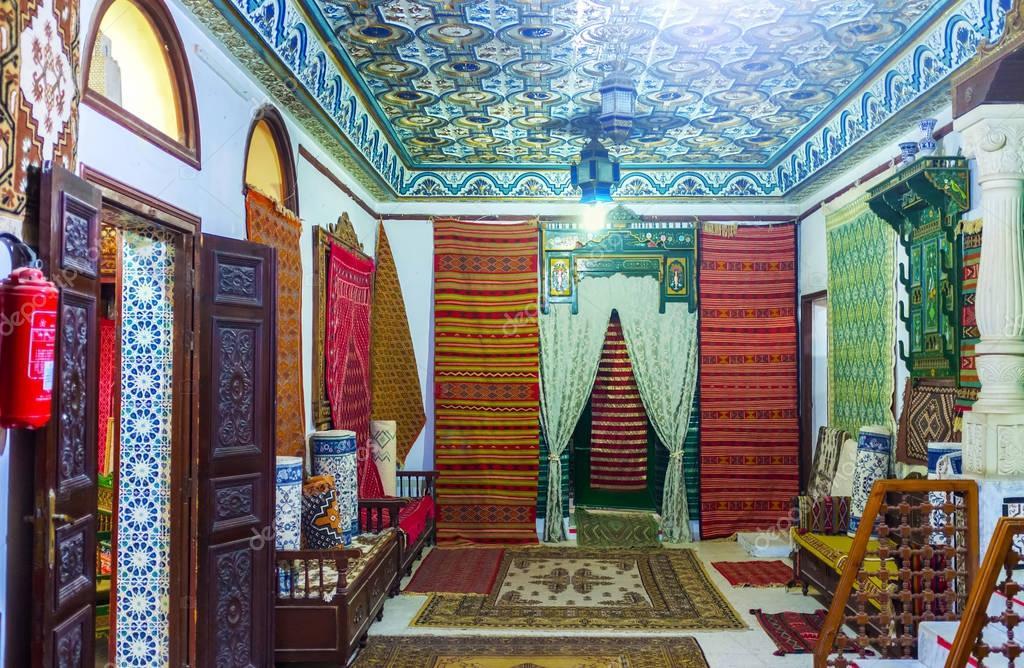 Die Teppich Zimmer In Der Residenz Des Gouverneurs