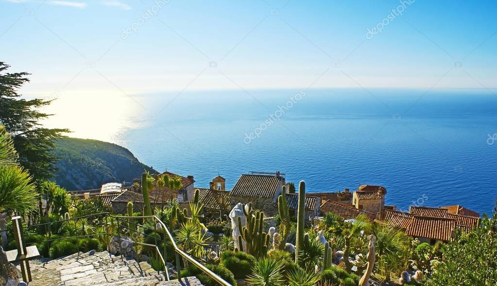 Visit Exotic Garden of Eze