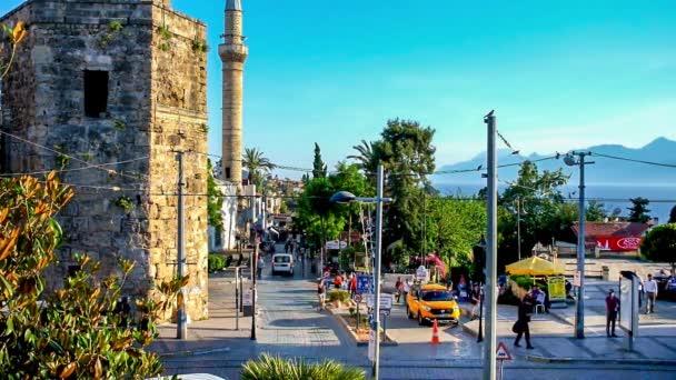 Mezník Antalya