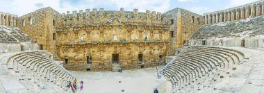Visit Aspendos amphitheater