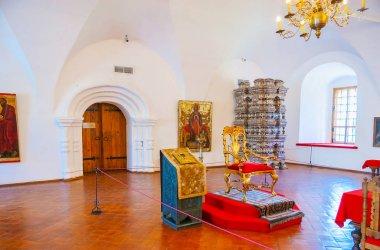 Archbishop's residence  in Suzdal Kremlin