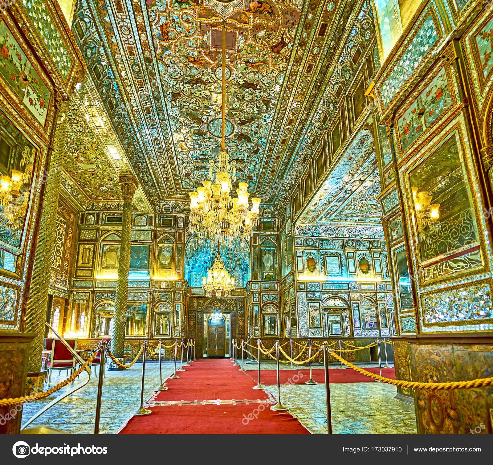 Der Stolz des Golestan, Teheran — Redaktionelles Stockfoto ...