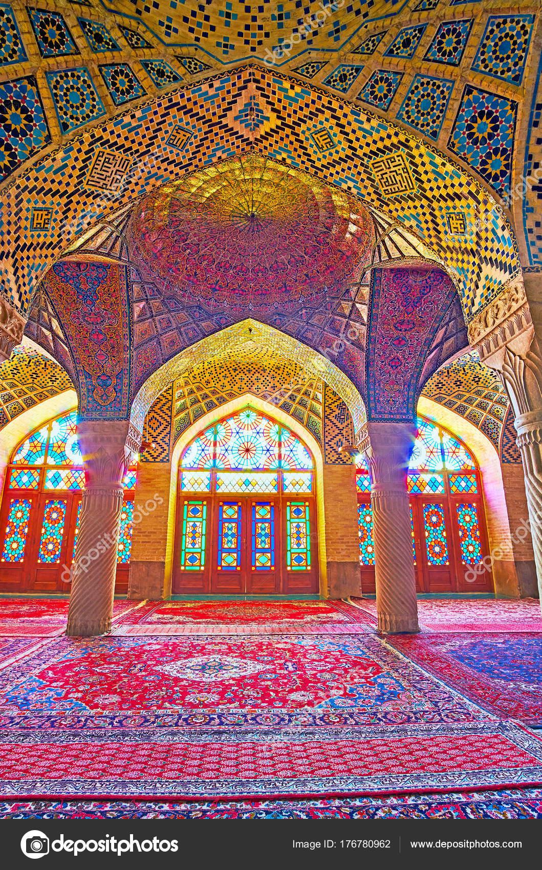 Architektonische meisterwerke von shiraz iran - Architektonische meisterwerke ...
