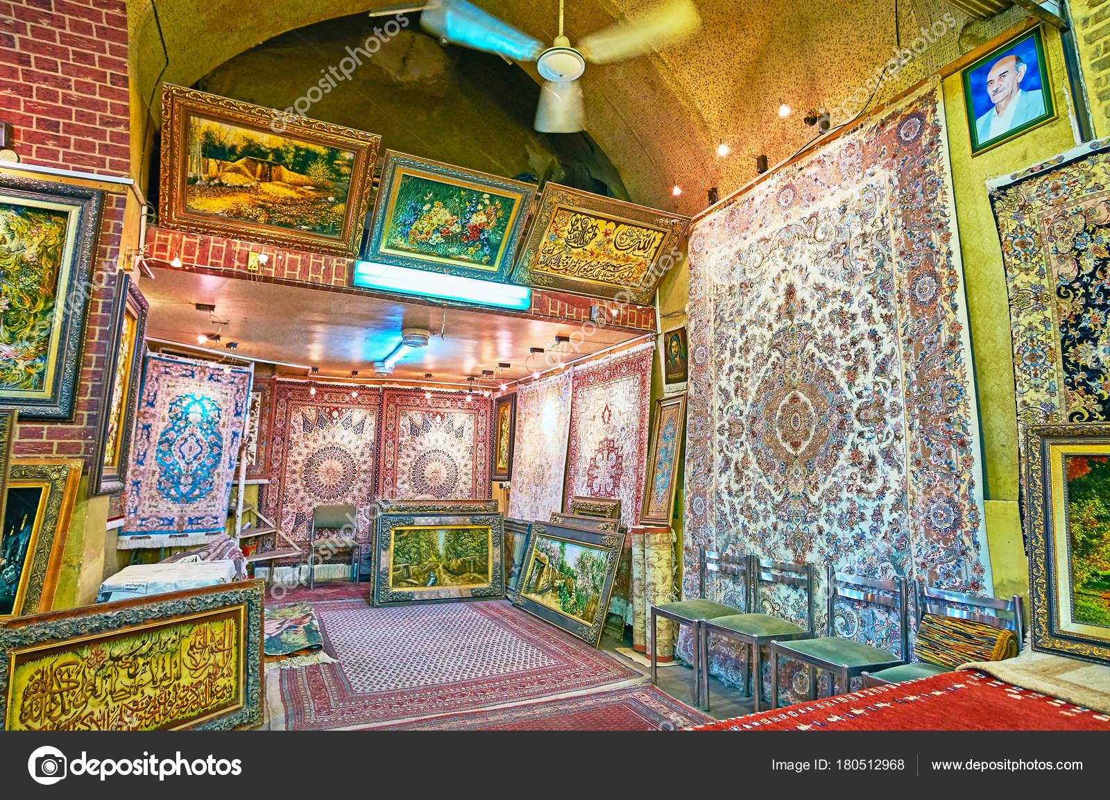 Ideen für den Innenausbau in Vakil-Basar, Shiraz, Iran ...