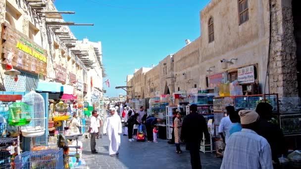 Resultado de imagen de Viejo zoco de Doha, Qatar