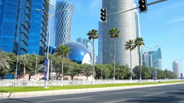 Doha Qatar February 2018 Outstanding Modern Architecture Office