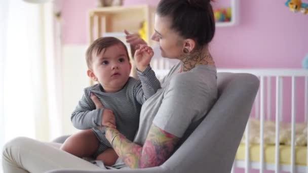 Matky s chlapeček