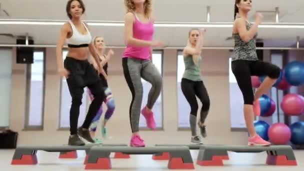 Ženy fitness cvičení